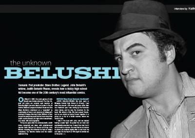 Belushi Layout