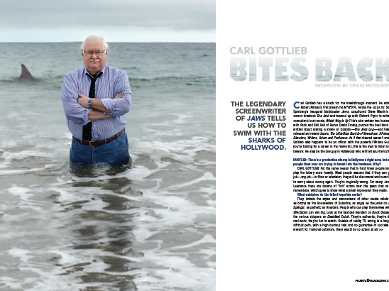 Carl Gottlieb Layout