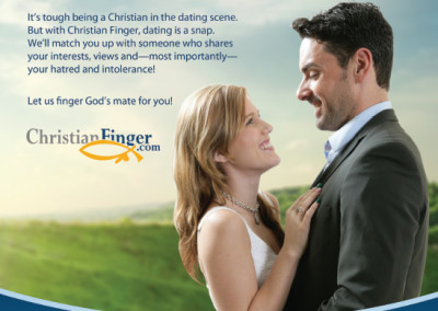 Christian Finger Parody