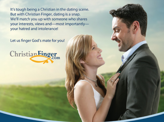 Christian Finger Parody