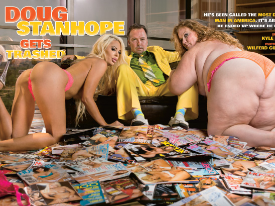 Doug Stanhope Photos & Layout