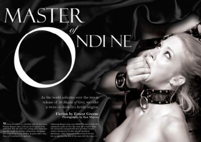 Master Of Ondine Layout