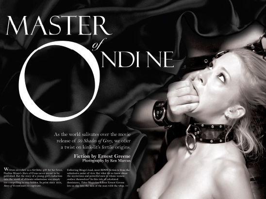 Master Of Ondine Layout