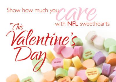 NFL Sweethearts Parody