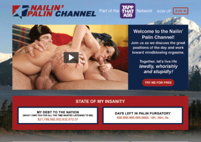 Nailin' Palin Channel Parody
