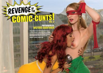 Revenge of the Comic Cunts Vol. 2