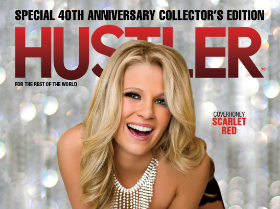 Special 40th Anniversary Cover Photo & Layout