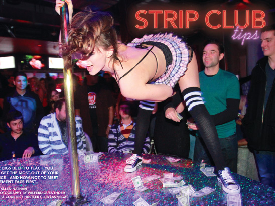 Strip Club Tips Photos & Layout