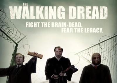 The Walking Dread Parody