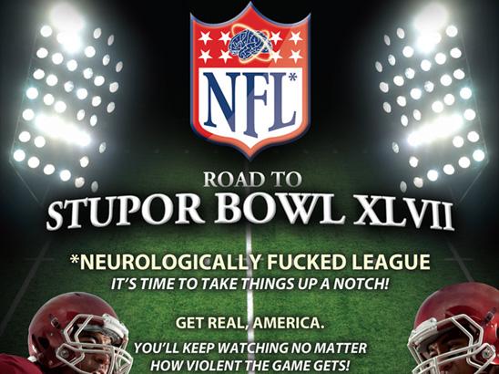 NFL Stupor Bowl Parody