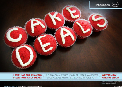 Cake Deals Photo & Layout