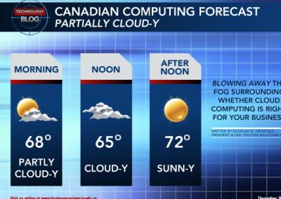 Computing Forecast Layout