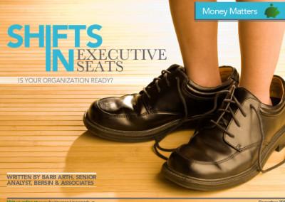 Executive Shifts Layout