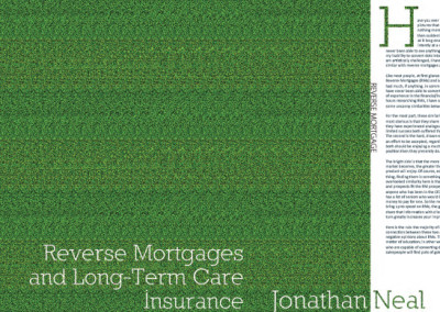 Long Term Care Autostereogram