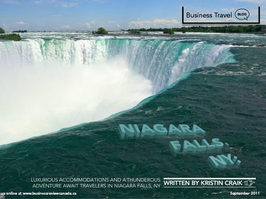 Niagara Falls Layout