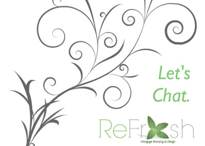 Refresh Web Banner