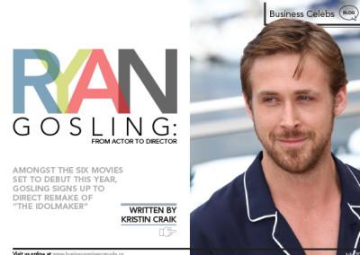 Ryan Gosling Layout
