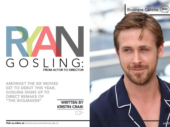 Ryan Gosling Layout