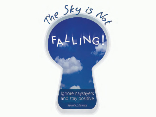 Sky Not Falling Layout