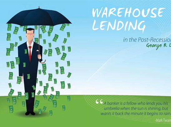 Warehouse Lending Layout
