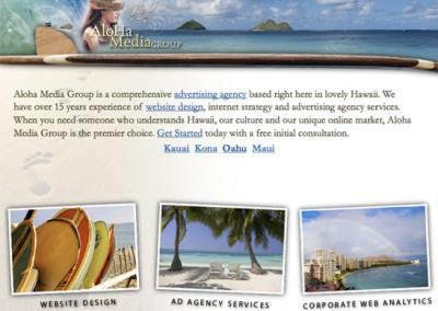 Aloha Media Group Webskins