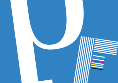 Print Frenzy Logo & Branding
