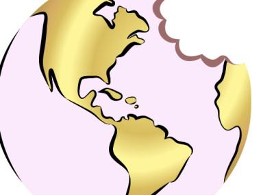 World Chomp Logo